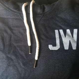 Jackwills hoodie-navy