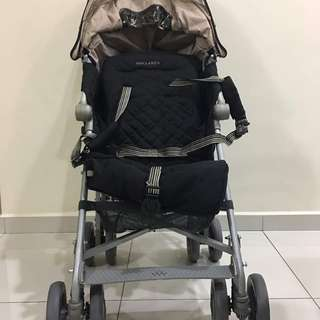 Like new MacLaren Techno XLR stroller