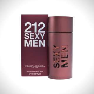 212 SEXYMEN (Eau de Toilette 100ml)