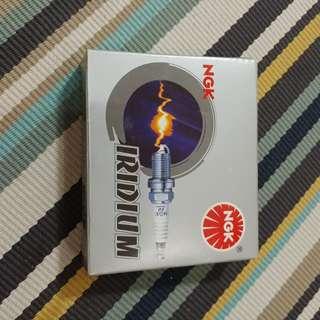 Spark Plug: NGK Iridium IFR6E-11 x 4 Pieces