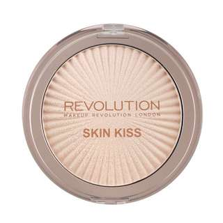 Makeup Revolution Skin Kiss Highlighter in Champagne Kiss
