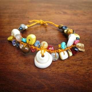 Bohemian Style Anklet-Bracelet