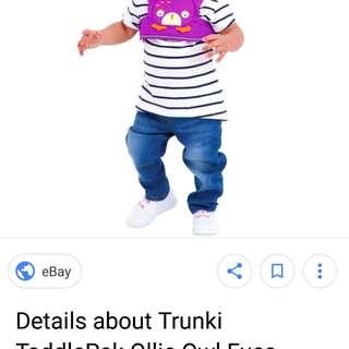 Trunki Original Harness 50%off item only