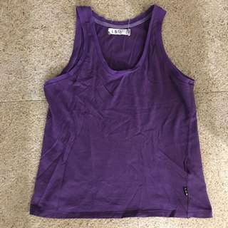Vest ISO紫色