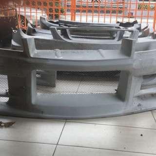 Nissan Skyline R34 Front Bumper