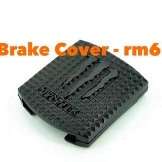 Brake Pad Cover Slip-on
