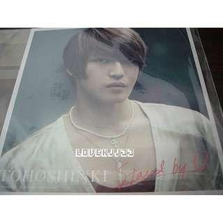 出清。東方神起 JYJ 在中 0126生日慶 專輯單曲特點 特典全面特價優惠 小卡 每張只要$126