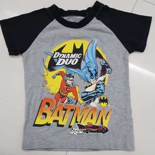 Gap Baby Batman Shirt