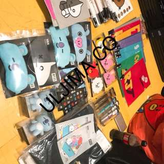 [PRE-ORDER/READY STOCK] BT21 MD