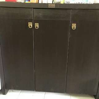Cabinet brown color Price reduced_50sgd