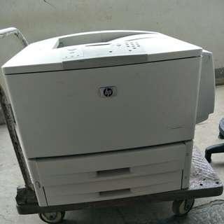 Hp laser jet printer 9050dn  @ $50 Each ( 2 pcs )
