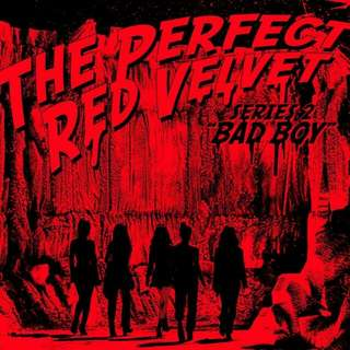 Red Velvet - The Perfect Red Velvet (2nd album repackage)