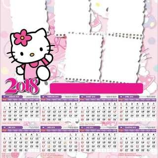 Kalender foto dan nama