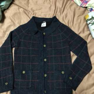 Chanel Cardigan 98%new 比較厚身超暖