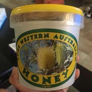 澳洲帶回純天然蜂蜜