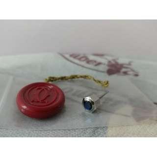 Cartier 卡地亞 Santos 錶針 (連舊牌仔)
