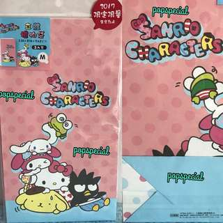Last SET Left Sanrio Characters Paper Bag Gift
