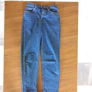Sportsgirl high-waisted mom jeans