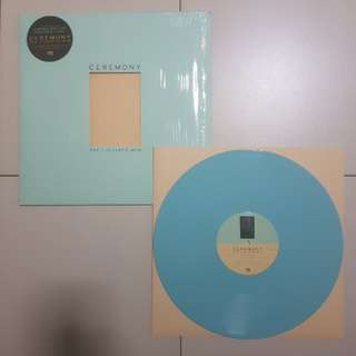 Ceremony - The L-Shaped Man (LP) FIRST PRESSING!