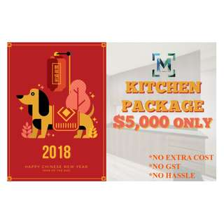 CNY FULL KITCHEN PROMO PACKAGE
