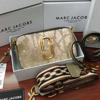 Marc Jacobs Snapshot Premium BSA NEGO