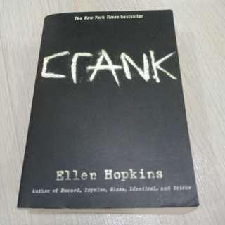 Crank (Author : Ellen Hopkins)
