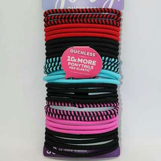 30pcs Goody Ouchless Ponytail