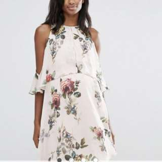 New with tags ASOS floral maternity dress size 8