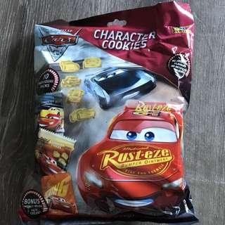 澳洲代購🏳️🌈小朋友最愛的CARS車車造型餅乾