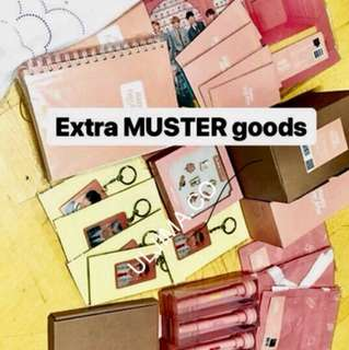 [EXTRA STOCK IN KOREA] BTS 4th MUSTER MD