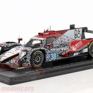 Spark 1:43 利曼LMP2冠軍車兩部 香港車隊 成龍車隊
