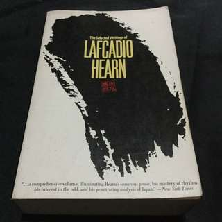 HEARN - The Selected Writings of Lafcadio Hearn