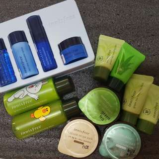 instock – Innisfree samples