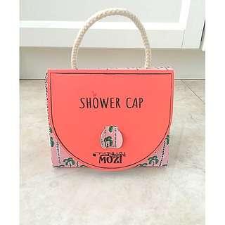 Shower cap/ mozi shower cap/ gifts/