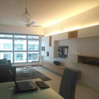 Common room next to Punggol Mrt