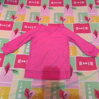 Joe fresh long sleeves( 5yrs old)