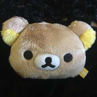 鬆弛熊Rilakkuma暖手包