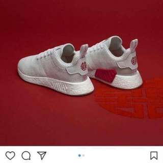 adidas喜氣洋洋的囍球鞋🏮