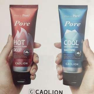 Hot & Cool Cleansing Foam