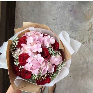VALENTINE DAY FLOWERS BOUQUET GIFTS 30