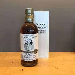 余市威士忌woody & vanillic 12年