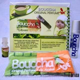 Bouccha original kids perfume non alcohol aroma Relaxing Green Tea