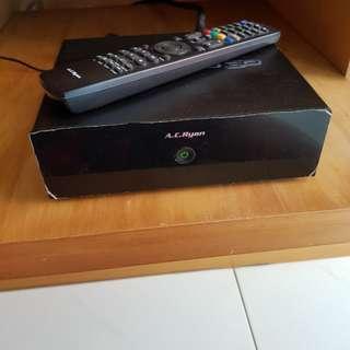 ACRyan PlayOn Network Media Player