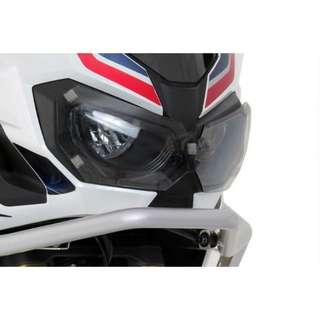 Honda CRF1000L Africa Twin Pyramid Plastics 1-Piece Headlight Protector