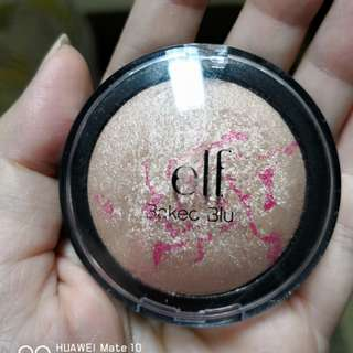Elf Baked Highlighter in Pinktastic