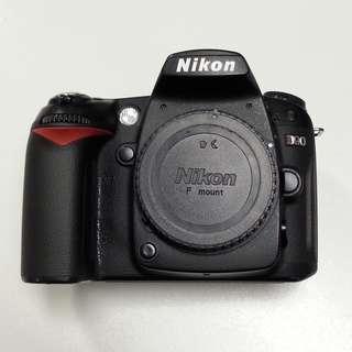 Nikon D90 DSLR body