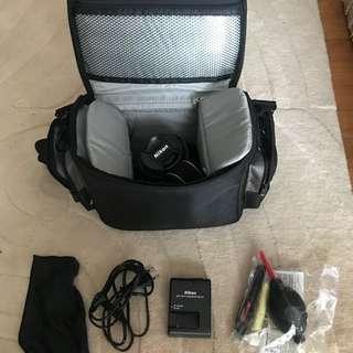 Nikon D7000 (18-105mm) set