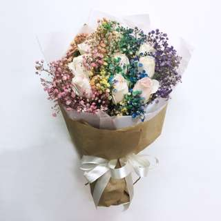 VALENTINE DAY FLOWERS BOUQUET GIFTS 35