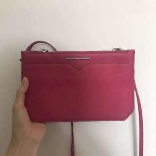 Mango Pink Sling Bag