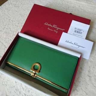 1/2 price Salvatore Ferragamo Long Wallet